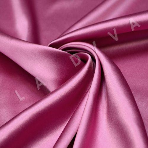 Атласный шелк сиреневого цвета