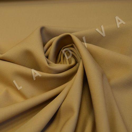 Костюмно-плательная шерсть коричневого цвета