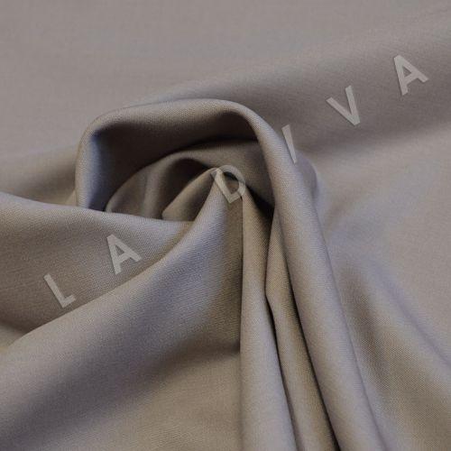 Костюмно-плательная шерсть  серого цвета
