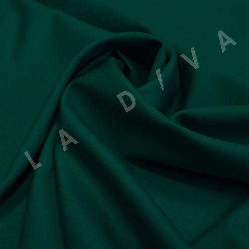 Костюмно-плательная шерсть  зеленого цвета