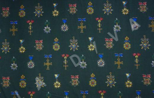 дизайнерский сорочечный хлопок Dolce&Gabbana рис-2