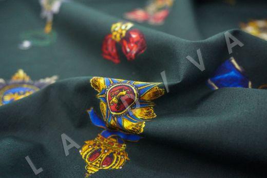 дизайнерский сорочечный хлопок Dolce&Gabbana рис-4