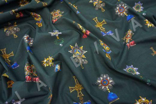 дизайнерский сорочечный хлопок Dolce&Gabbana