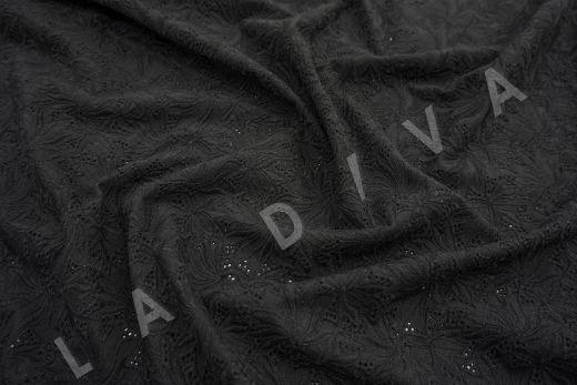 Шитье чёрного цвета  рис-3
