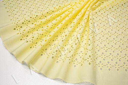 Шитье жёлтого цвета