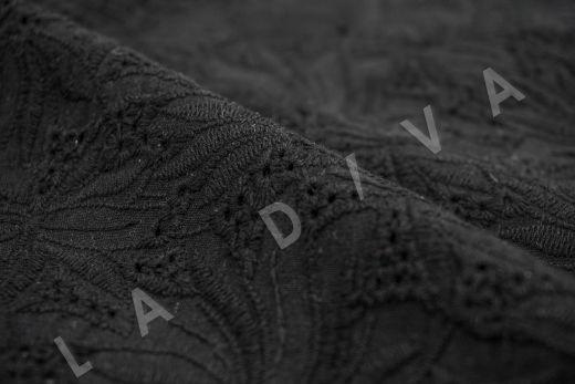 Шитье чёрного цвета  рис-4