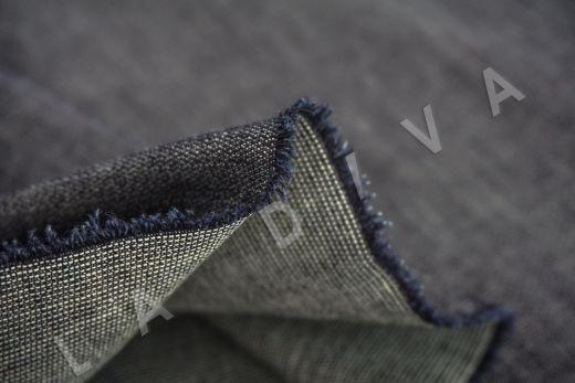костюмный джинс серого цвета рис-4