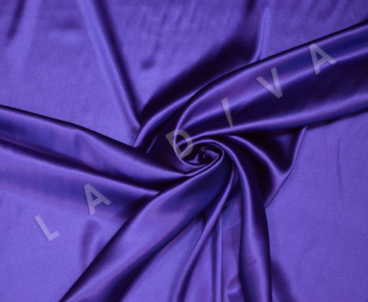 Атласный шелк фиолетового цвета рис-4