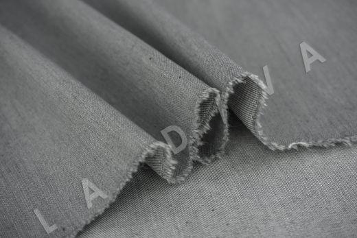 костюмный джинс серого цвета рис-3