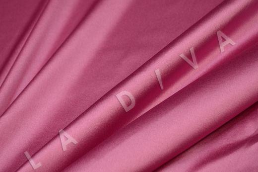 Атласный шелк розового цвета рис-3