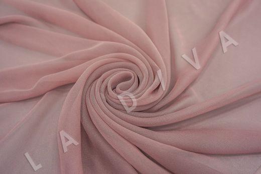шелковый креповый шифон розового цвета рис-3