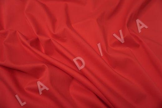 Хлопок сорочечный красного цвета рис-2
