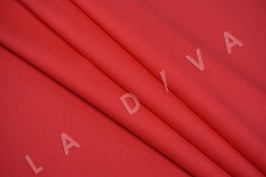 Хлопок сорочечный красного цвета рис-4