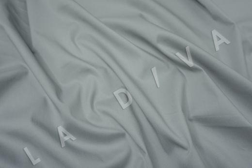 Хлопок сорочечный серого цвета рис-2