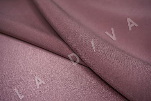 Шелк атласный однотонный цвета пыльной розы рис-3