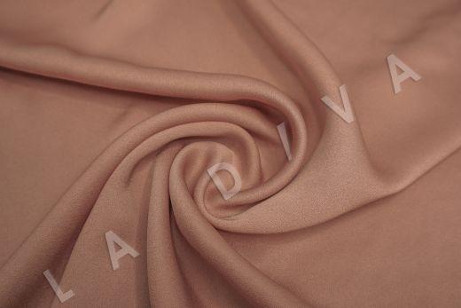 Вискоза кади персикового цвета