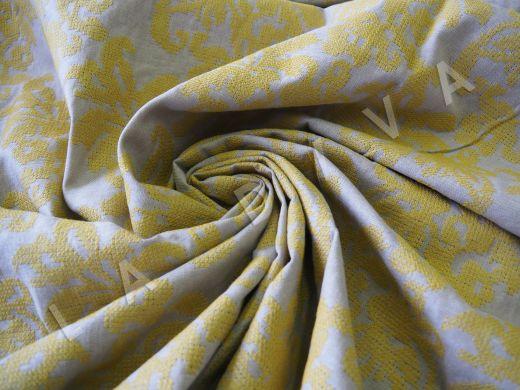 Оригинальный  лен с вышивкой рис-2