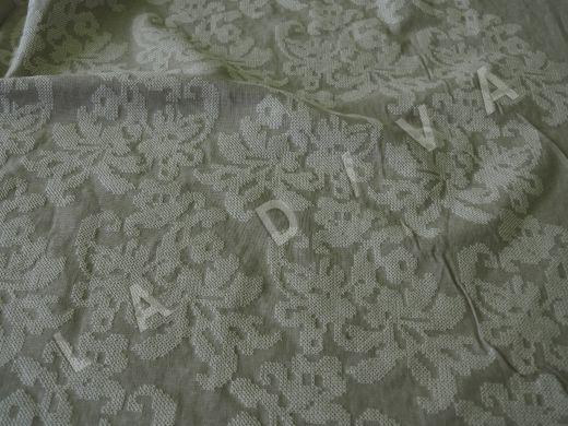 Оригинальный  лен с вышивкой рис-3