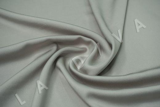 Вискоза плательно-костюмная светло-оливкового цвета