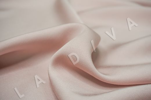 Вискоза плательно-костюмная розового цвета рис-3