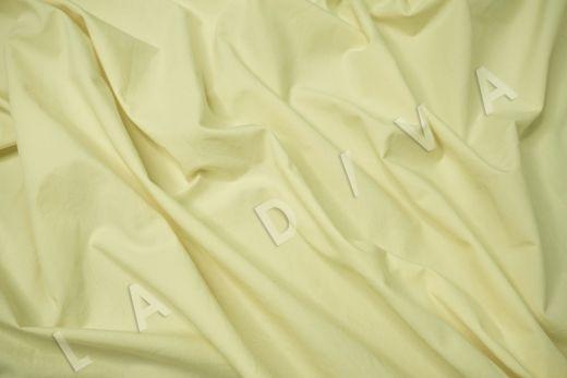 вареный (стиранный) хлопок желтого цвета рис-3