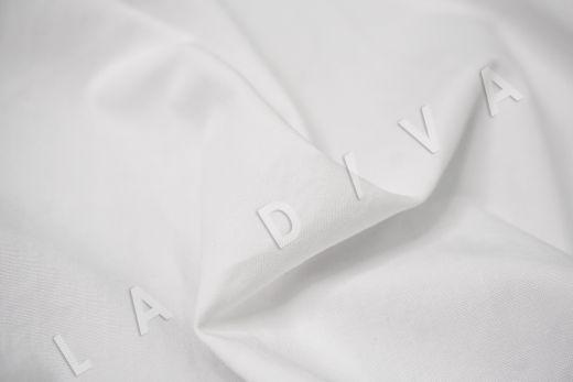 вареный (стиранный) хлопок белого цвета рис-3