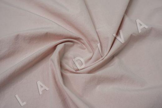 вареный (стиранный) хлопок цвета пыльная роза рис-4