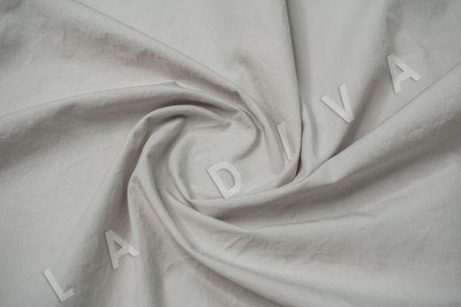 вареный (стиранный) хлопок серого цвета рис-4