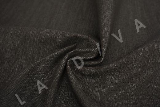 костюмный джинс коричневого цвета