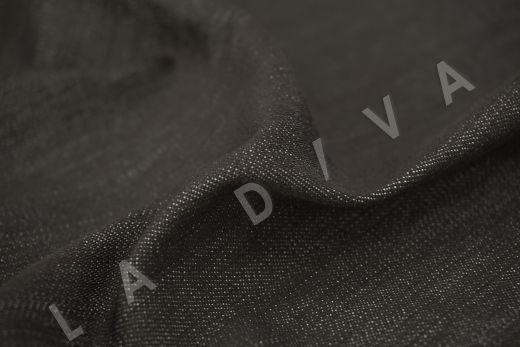костюмный джинс коричневого цвета рис-2
