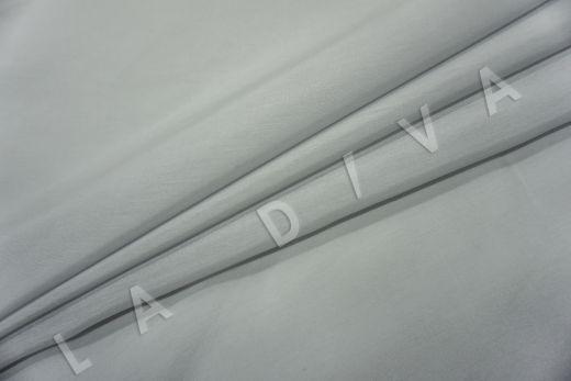 Батист шелковый серого цвета  рис-2