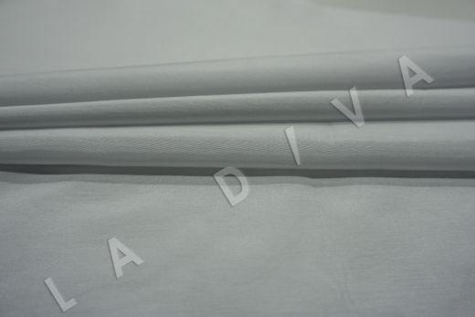 Батист шелковый серого цвета  рис-3