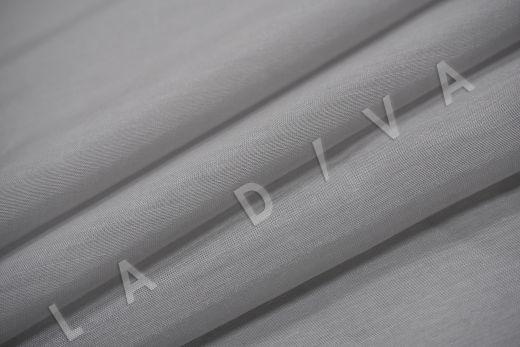 Батист шелковый серого цвета  рис-4
