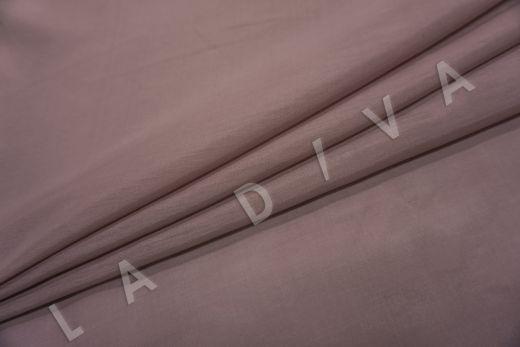 Батист шелковый цвет пыльная роза рис-2